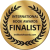 International Book Awards Finalist Seal